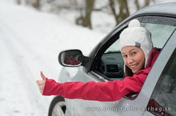 Bezpečná jazda na ľade a snehu