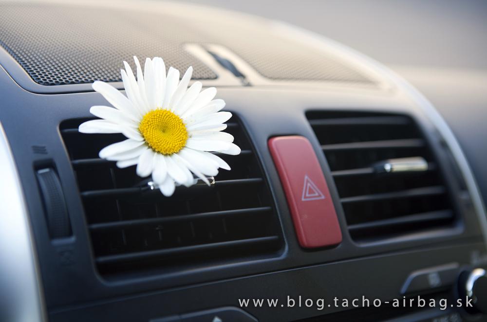 Zdravý vzduch v aute? Prečistite si klimatizáciu