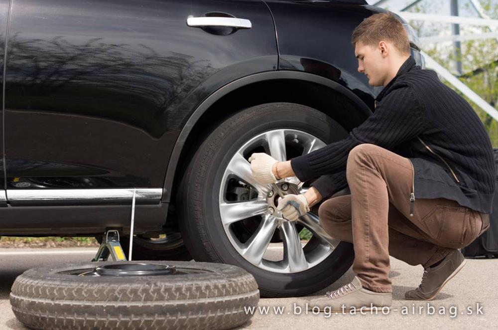 Rýchla a jednoduchá výmena pneumatík